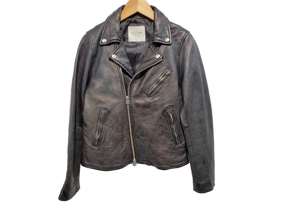 フリークスストアのレザージャケット