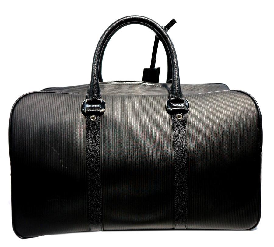 ブルガリのボストンバッグ