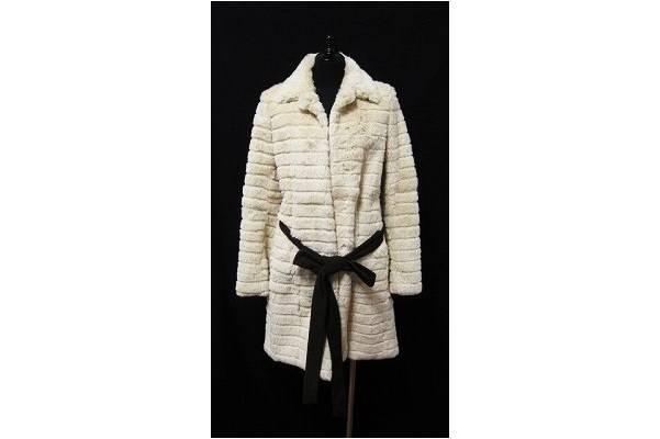 「セオリーのファーコート 」