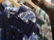 【SUN SURF/サンサーフ】アロハシャツで夏支度。