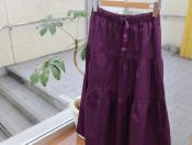 【GRAMICCI / グラミチ】19SS女性らしさ溢れるティアードスカートが入荷致しました!!