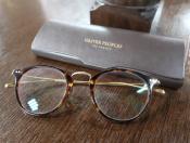 【OLIVER PEOPLES / オリバーピープルズ】繊細で穏やかな眼鏡が入荷しました。