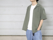 【THE NORTH FACE /  ザノースフェイス】リネンの風合いが夏にぴったりなサマーシャツ