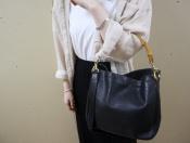 【OLD GUCCI / オールドグッチ】イタリア製のバッグに日本の竹が使用されている理由とは…