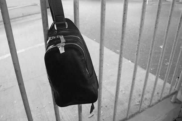 「アニアリのレザーバッグ 」