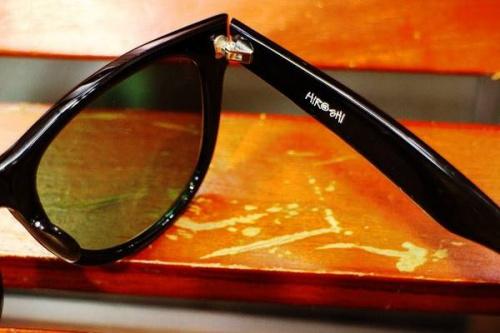 藤原ヒロシのサングラス
