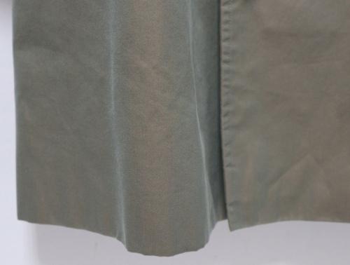 グレンフェルの比翼コート