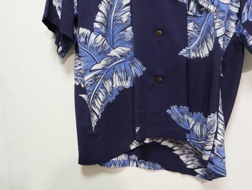サン サーフのアロハシャツ