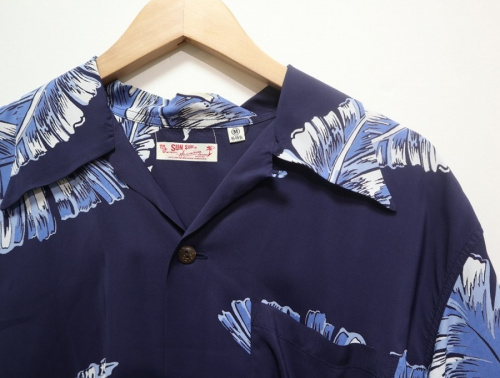 アロハシャツのSS30470