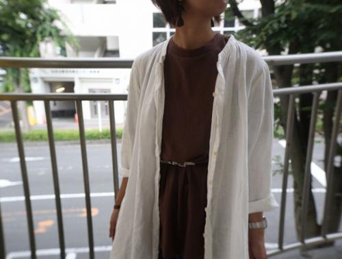 ナチュラルブランドのnest robe