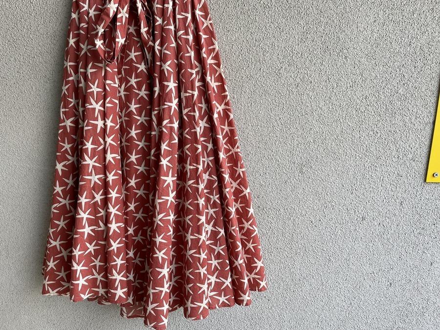 マリハのマドモアゼルのドレス