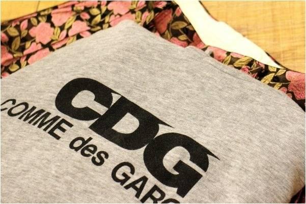 ギャルソン名作入荷が止まりません!「CDGロゴパーカー」などCOMME des GARCONS(コムデギャルソン)王道アイテム続々入荷中!」