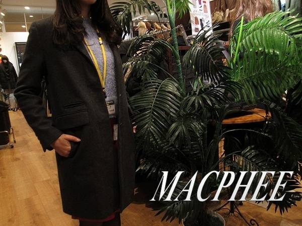 「MACPHEEのマカフィー 」