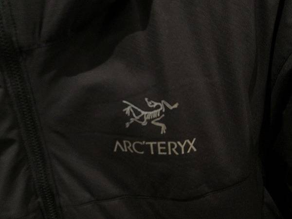 「PatagoniaのARC'TERYX 」
