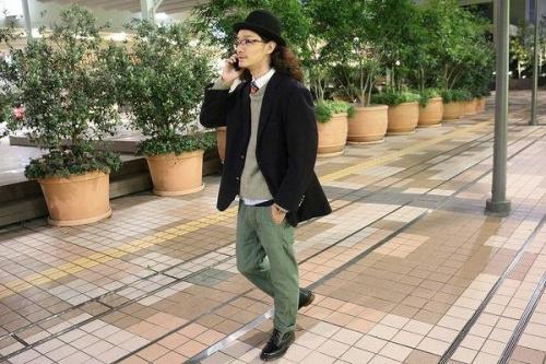 尼崎の古着