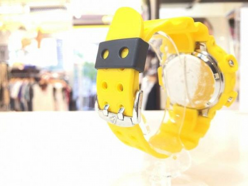 フロッグマンの腕時計