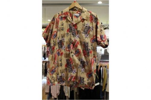 買取のアロハシャツ