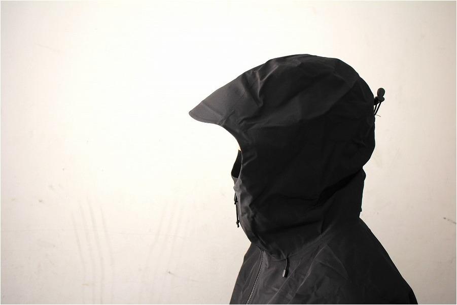 アークテリクスのジャケット