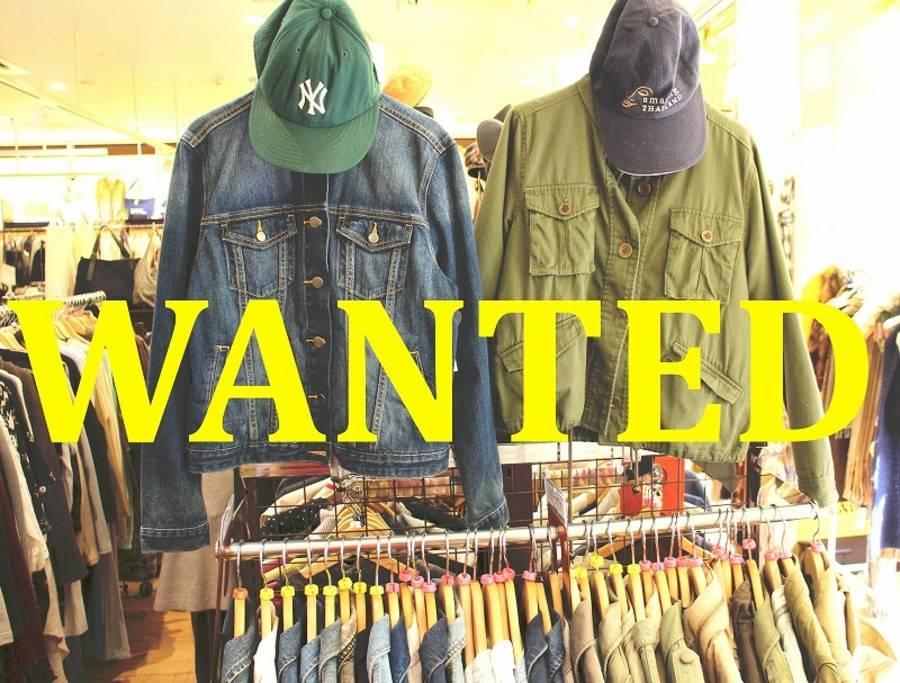 【買取強化中!】古着屋バイヤーが今、注目する「春物アイテム」は・・・!【トレファクスタイル尼崎店】