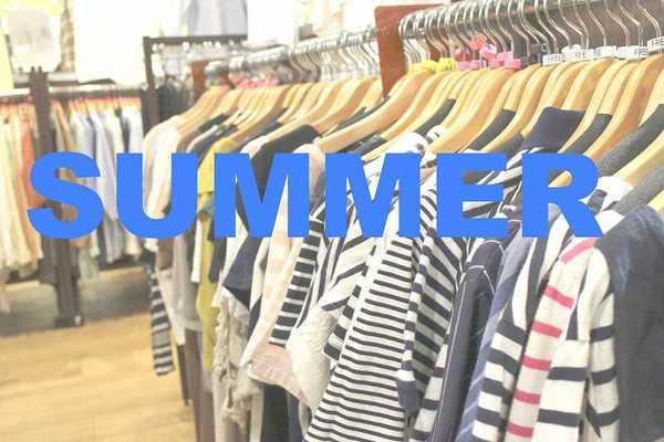 【夏物買取強化中!】今年は早くも夏模様?!古着屋バイヤーが今、注目する「夏物アイテム」は・・・?【トレファクスタイル尼崎店】