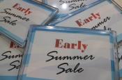 ★EARLY SUMMER SALE開催中★あれもこれもオトク・・3連休は是非!スタイル調布国領店へ!!