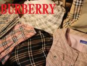 大人気!『BURBERRY/バーバリー』大量入荷!!!