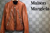 【八の字ライダース】Maison Margiela/マルジェラの名作中の名作アイテムが入荷致しました!!!