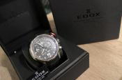 スイスが誇る腕時計ブランドEDOX(エドックス)より技術と革新が詰まった名作クロノグラフ入荷。