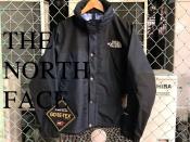 「THE NORTH FACE」マウンテンレインテックスジャケット未使用品で入荷しました!