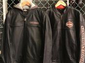 【HARLEY DAVIDSON/ハーレーダビットソン】ライダースジャケットが入荷しました。