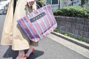 MARNI/マルニ、大人気のフラワーカフェショッピングバッグ