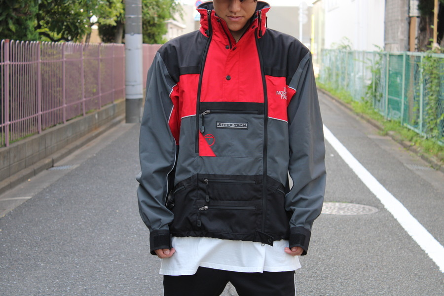 STEEP TECH AGENCY JACKET/スティープテックエージェンシー入荷【THE NORTH FACE/ノースフェイス】
