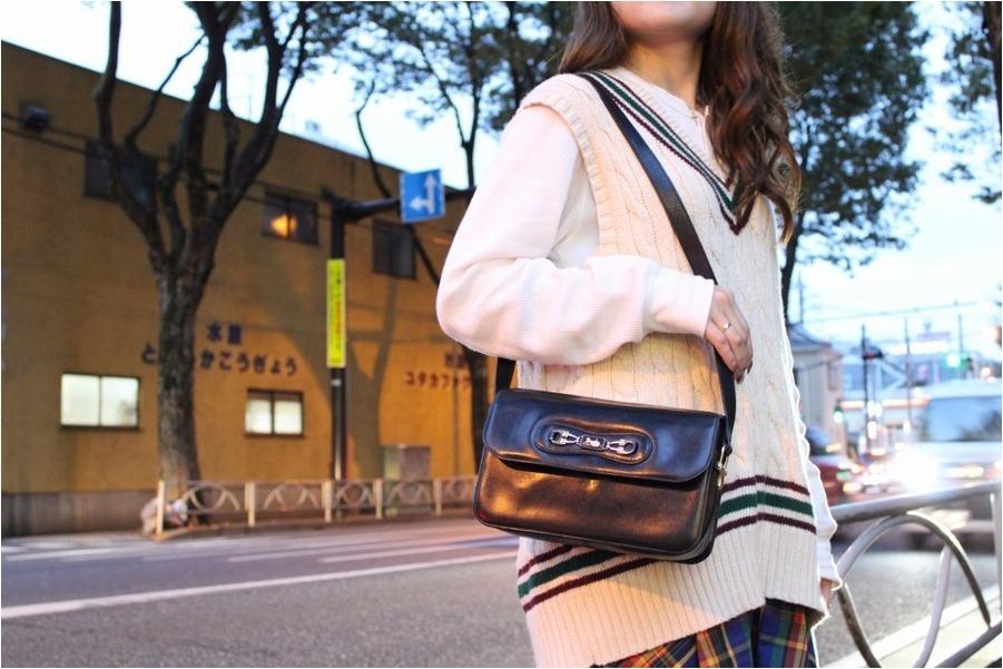 【調布国領店自慢ヴィンテージコーナー】ヴィンテージバッグのご紹介。GUCCI、CELINE etc....