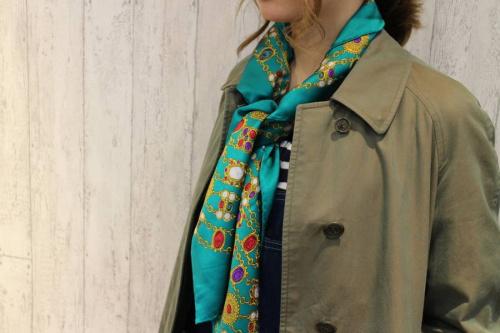 ヴィンテージのスカーフ