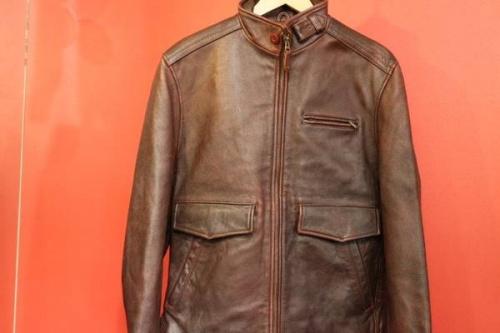 レザージャケットのHARLEY-DAVIDSON