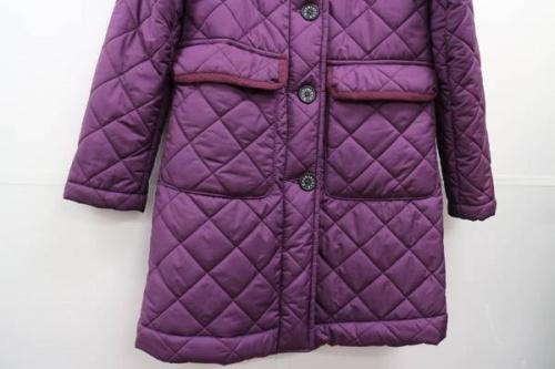 キルティングコートの買取 秋冬