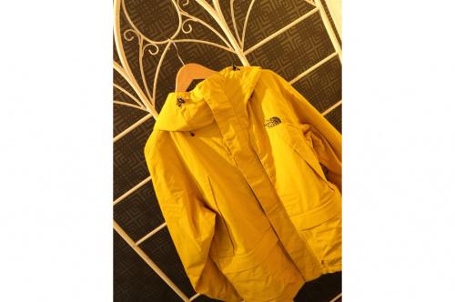 ダウンジャケット マウンテンパーカー のアウトドア 古着 冬服