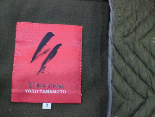 Y's ジャケット  中古の古着 買取 トレファク 高額査定