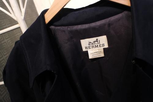 HERMES(エルメス)のトレンチコート