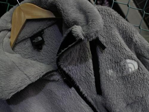 ノースフェイスのフリースジャケット