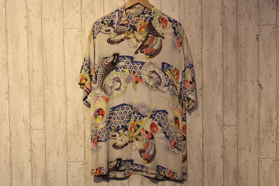 アロハシャツ 柄シャツのアメカジ