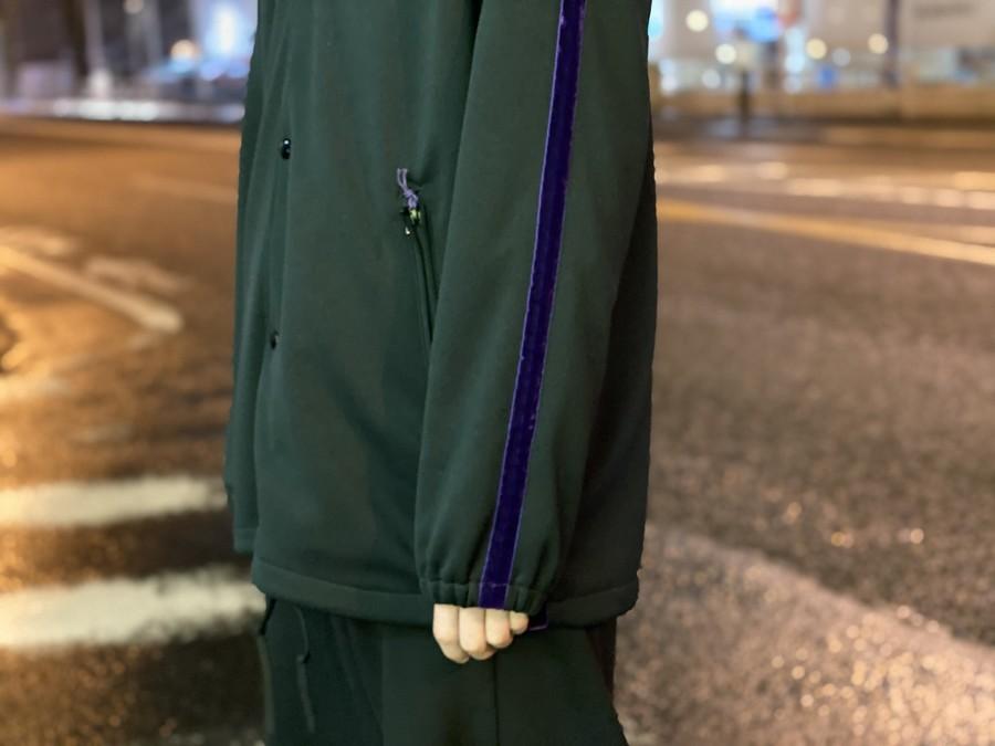 ニードルスのコーチジャケット