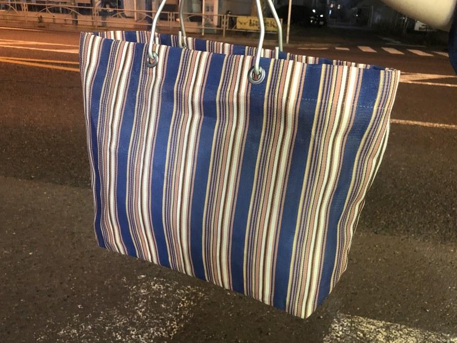 マルニのマーケットショッピングバッグ