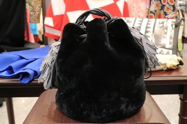 季節先取り!?!?《LUDLOW/ラドロー》可愛らしい巾着バッグのご紹介
