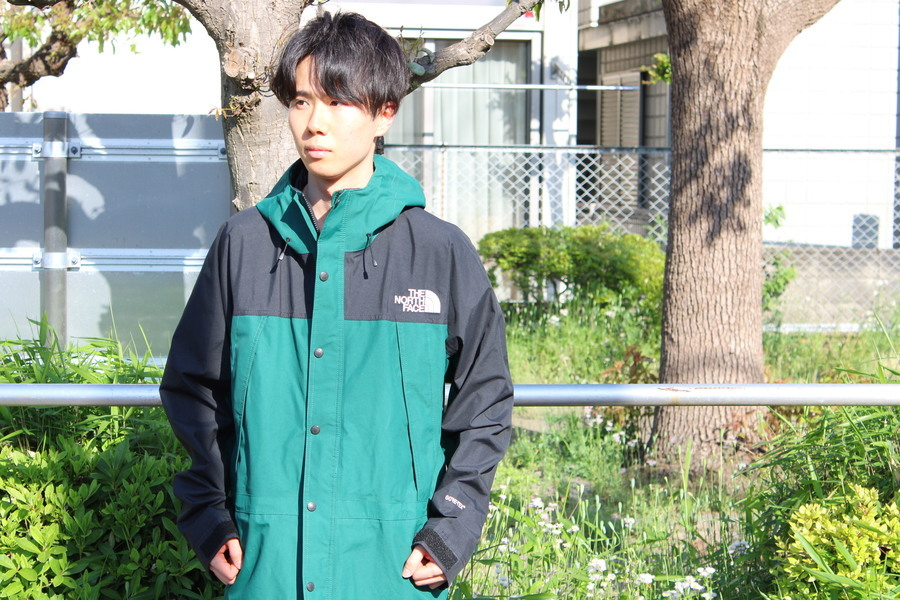 THE NORTH FACE / MOUNTAIN LIGHT JACKET(ザノースフェイス マウンテンライトJK)入荷【NP11834】