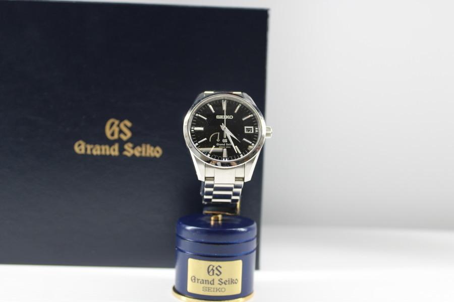 日本最高の腕時計【GRAND SEIKO/グランドセイコー】スプリングドライブ/9R65-0BM0