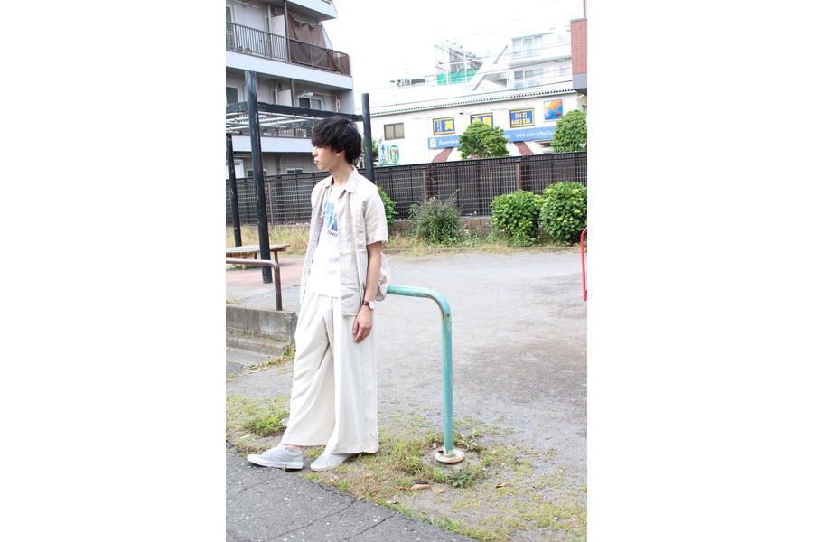 当店スタッフオススメ夏のドメブラコーディネート【Y-3/COMM des GARCONS HOMME】