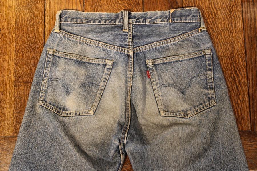 70年前のジーンズ買取りました【LEVI'S / リーバイス】501XX入荷。