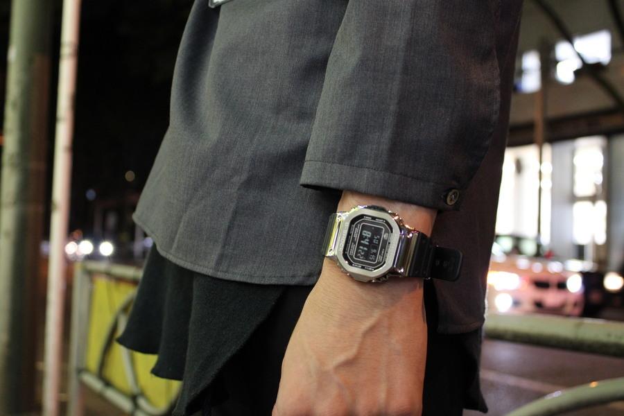 35周年記念モデル入荷【CASIO G-SHOCK】GMW-B5000