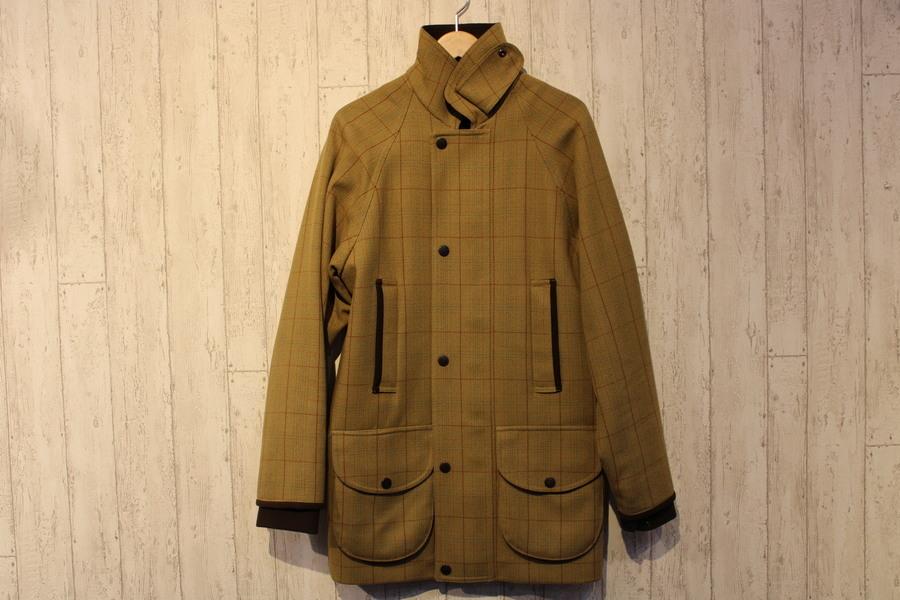 【Barbour / バブアー】ツイードジャケットのご紹介。